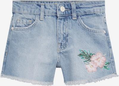 Jeans 'IRENE' MANGO KIDS pe albastru deschis, Vizualizare produs