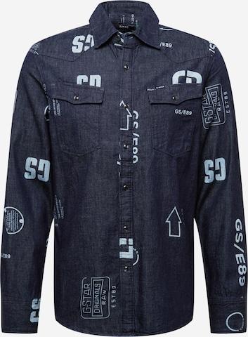 G-Star RAW Triiksärk, värv sinine
