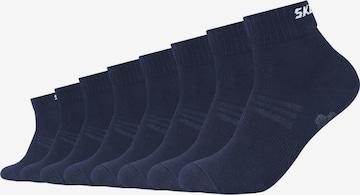 SKECHERS Socks 'Phoenix' in Blue
