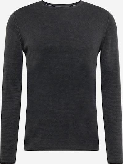 JOOP! Jeans Pullover 'Holden' in schwarzmeliert, Produktansicht