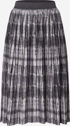 JDY Sukňa 'Boa' - sivá / tmavosivá / čierna, Produkt