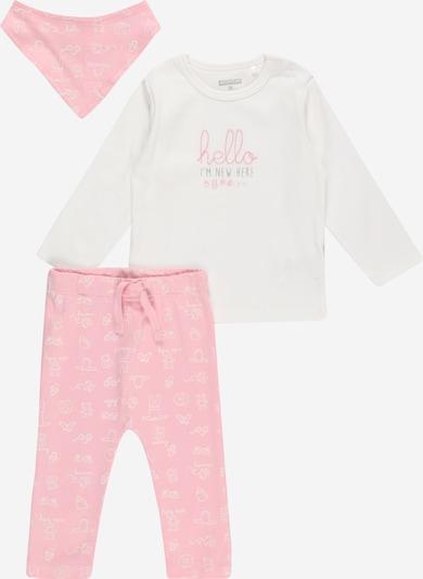 STACCATO Set en rosa / schwarz / weiß, Vue avec produit