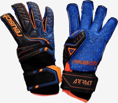 REUSCH Handschuh in blau / schwarz, Produktansicht