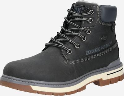 Dockers by Gerli Laarzen '45TG701' in de kleur Zwart, Productweergave