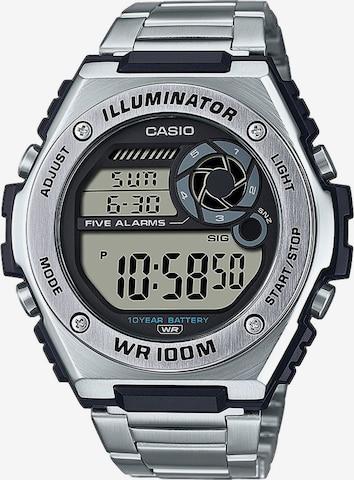 CASIO Uhr 'MWD-100HD-1AVEF' in Silber