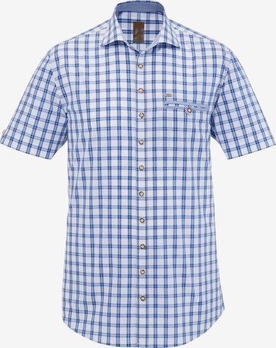 OS-TRACHTEN Trachtenhemd in blau, Produktansicht