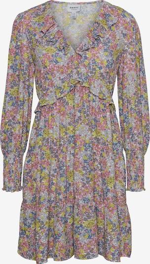 AWARE by Vero Moda Kleid 'Sif' in hellblau / mischfarben, Produktansicht