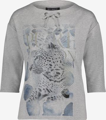 Betty Barclay Sweatshirt in Grey