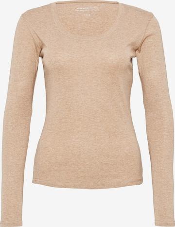OPUS Shirt 'Sorana' in Beige