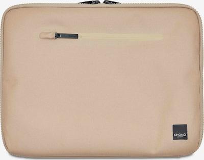 KNOMO Laptoptasche in braun, Produktansicht