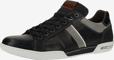 BJÖRN BORG Sneaker in grau / schwarzmeliert, Produktansicht