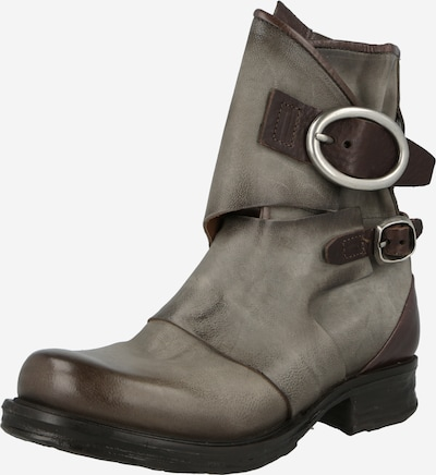 A.S.98 Boots 'Saintec' in Brown / Grey, Item view