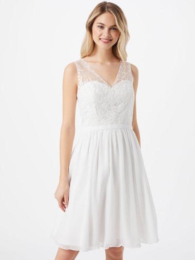 mascara Kleid in weiß, Modelansicht