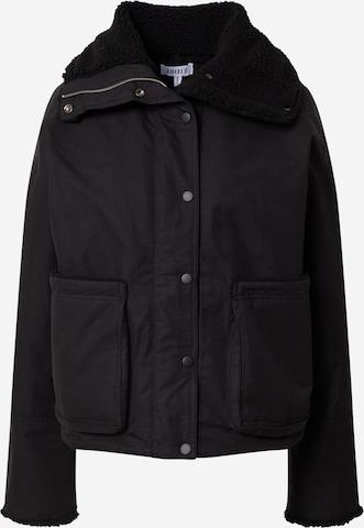 EDITED Overgangsjakke 'Antonia' i svart