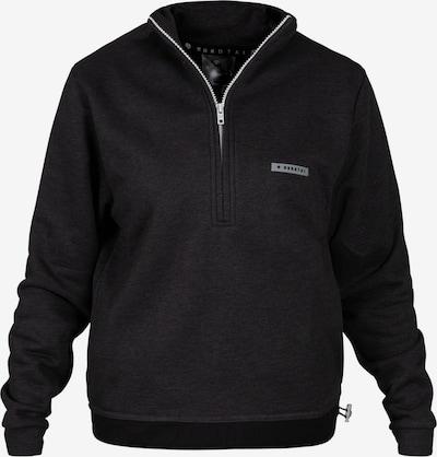 MOROTAI Athletic Sweater 'Homely Hoodie' in Black, Item view