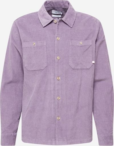 FARAH Hemd in lila, Produktansicht