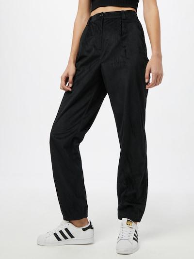 NA-KD Kalhoty - černá, Model/ka