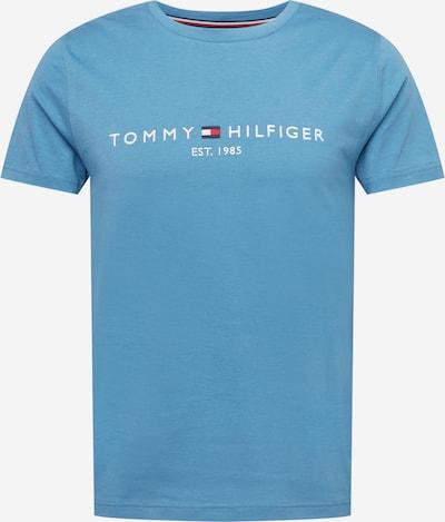 Maglietta TOMMY HILFIGER di colore blu fumo / bianco, Visualizzazione prodotti
