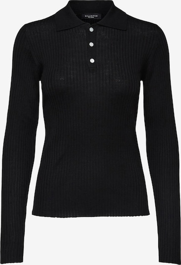 SELECTED FEMME Camiseta en negro, Vista del producto