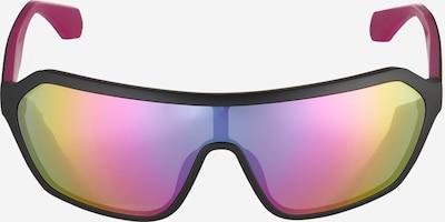 Occhiali da sole ADIDAS ORIGINALS di colore giallo / lilla / nero, Visualizzazione prodotti