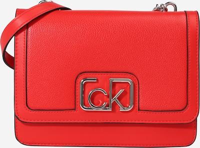 Calvin Klein Olkalaukku värissä oranssinpunainen / hopea, Tuotenäkymä