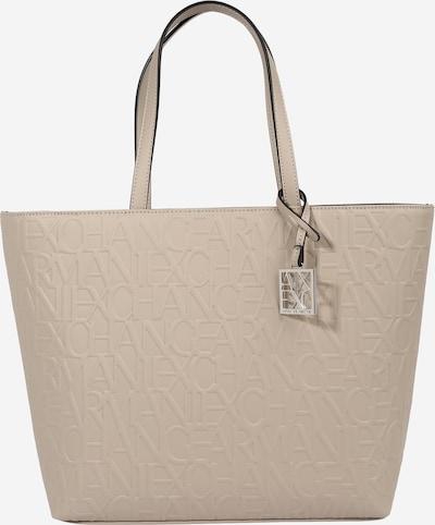 ARMANI EXCHANGE Shopper torba u bež, Pregled proizvoda