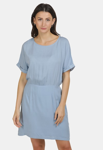 usha BLUE LABEL Kleid in hellblau, Modelansicht