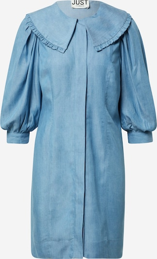 Rochie 'Texas' JUST FEMALE pe albastru deschis, Vizualizare produs