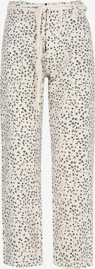 Scalpers Pantalon en beige / noir, Vue avec produit