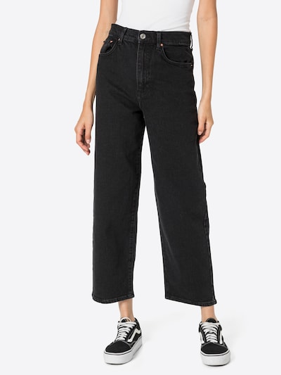 Gina Tricot Jeans 'Comfy' in black denim, View model