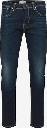 SELECTED HOMME Jeans 'Leon' in de kleur Donkerblauw, Productweergave