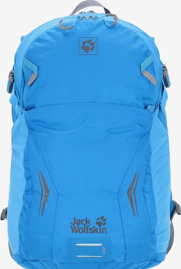 JACK WOLFSKIN Sportrugzak 'Moab Jam' in de kleur Neonblauw, Productweergave