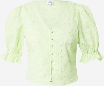 Twist & Tango Bluse 'Malin' in Grün