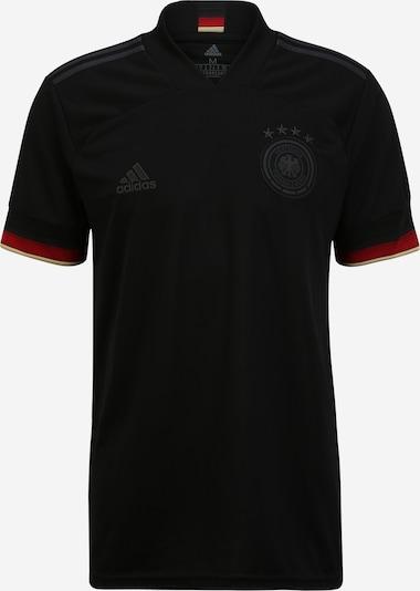 ADIDAS PERFORMANCE Trykot 'DFB Away 2021' w kolorze ciemnożółty / szary / czerwony / czarnym, Podgląd produktu