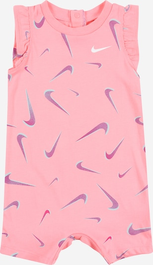 Nike Sportswear Overal - světlemodrá / fialová / světle růžová / bílá, Produkt