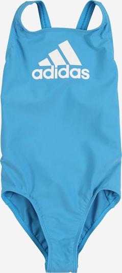 Modă de plajă sport ADIDAS PERFORMANCE pe albastru deschis / alb, Vizualizare produs