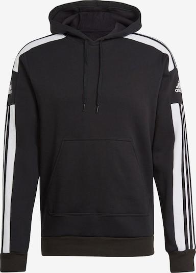 ADIDAS PERFORMANCE Sportiska tipa džemperis, krāsa - melns / balts, Preces skats