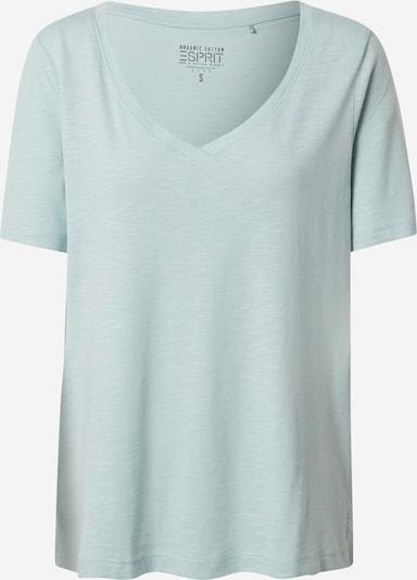 ESPRIT Shirt in de kleur Lichtblauw, Productweergave