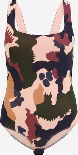 DIESEL Body 'UFBY-BODISA-NEW' in nachtblau / khaki / rosa / rot, Produktansicht