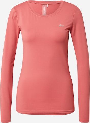 ONLY PLAY Sportshirt 'Clarissa' in Pink