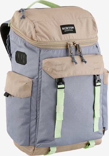 BURTON Backpack in Beige / Dusty blue, Item view