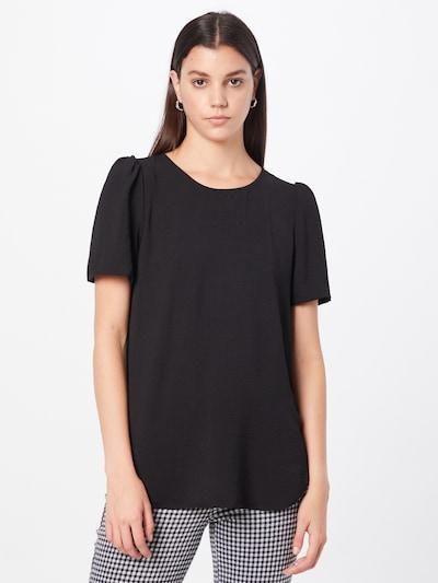 ONLY Bluse 'METTE' in schwarz, Modelansicht