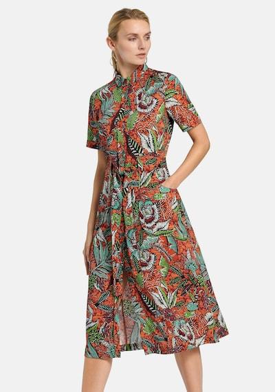 Peter Hahn Abendkleid in mischfarben, Modelansicht