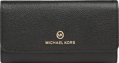 MICHAEL Michael Kors Cartera en oro / negro, Vista del producto