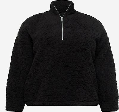 PIECES Curve Džemperis 'FERNA', krāsa - melns, Preces skats