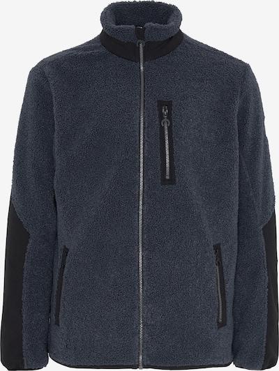 CHIEMSEE Jacke 'CHO OYU' in dunkelgrau / schwarz, Produktansicht