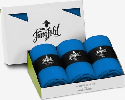 Von Jungfeld Bläulinge in blau / türkis, Produktansicht