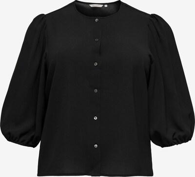 ONLY Carmakoma Blusa en negro, Vista del producto