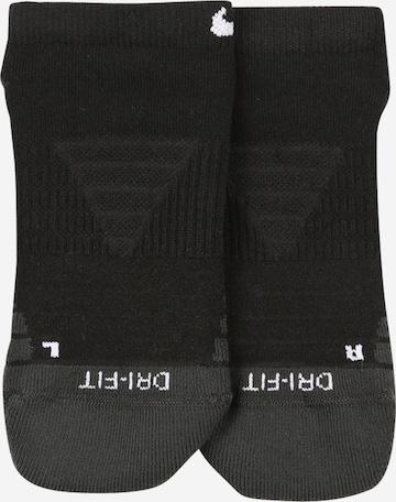 NIKESportske čarape - crna boja