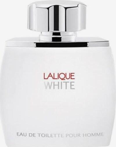 LALIQUE Eau de Toilette in silber / weiß, Produktansicht